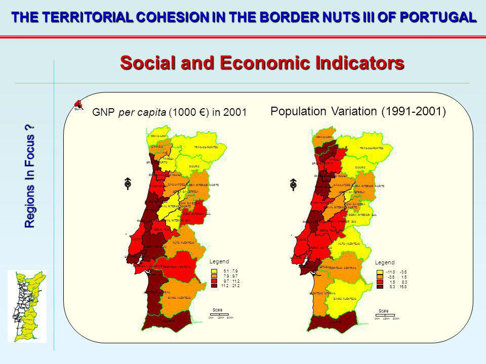 Social and Economic Indicators