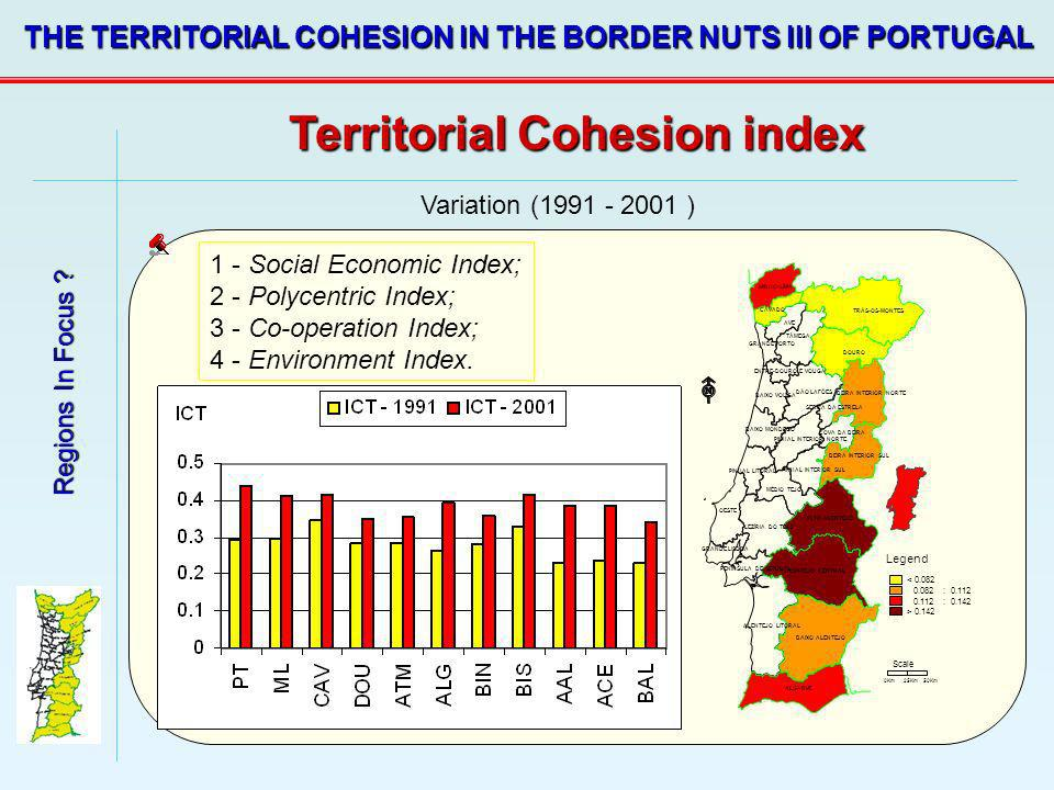 Territorial Cohesion index