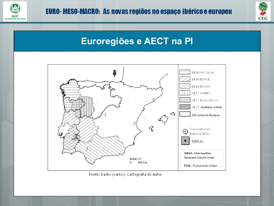 Euroregiões e AECT na PI