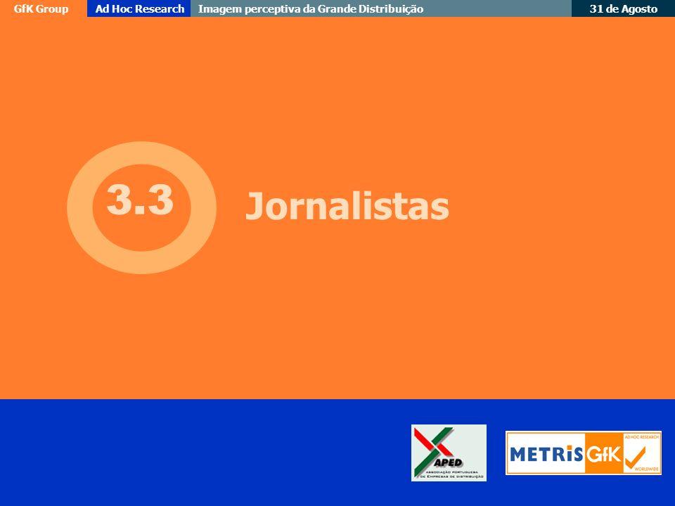 3.3 Jornalistas