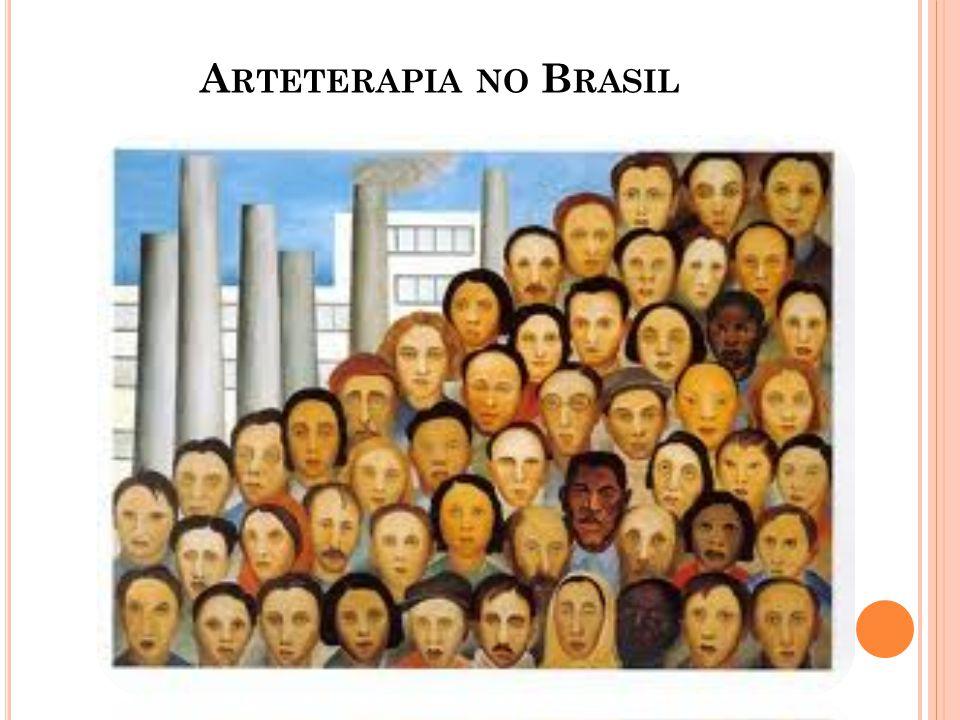 Arteterapia no Brasil