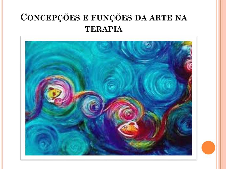 Concepções e funções da arte na terapia