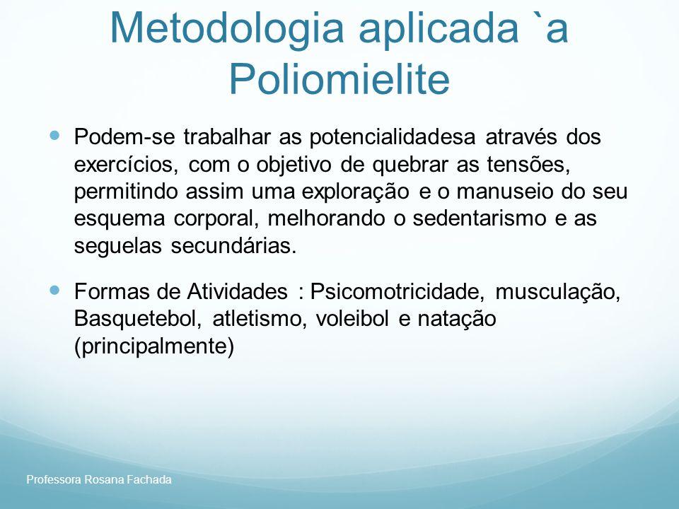 Metodologia aplicada `a Poliomielite