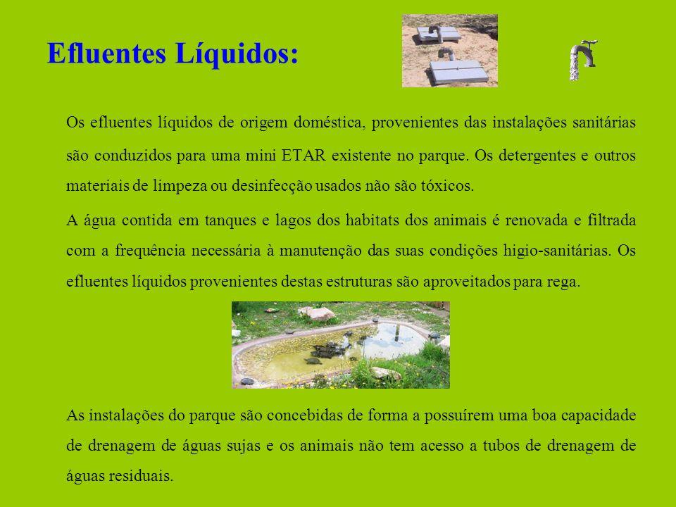 Efluentes Líquidos:
