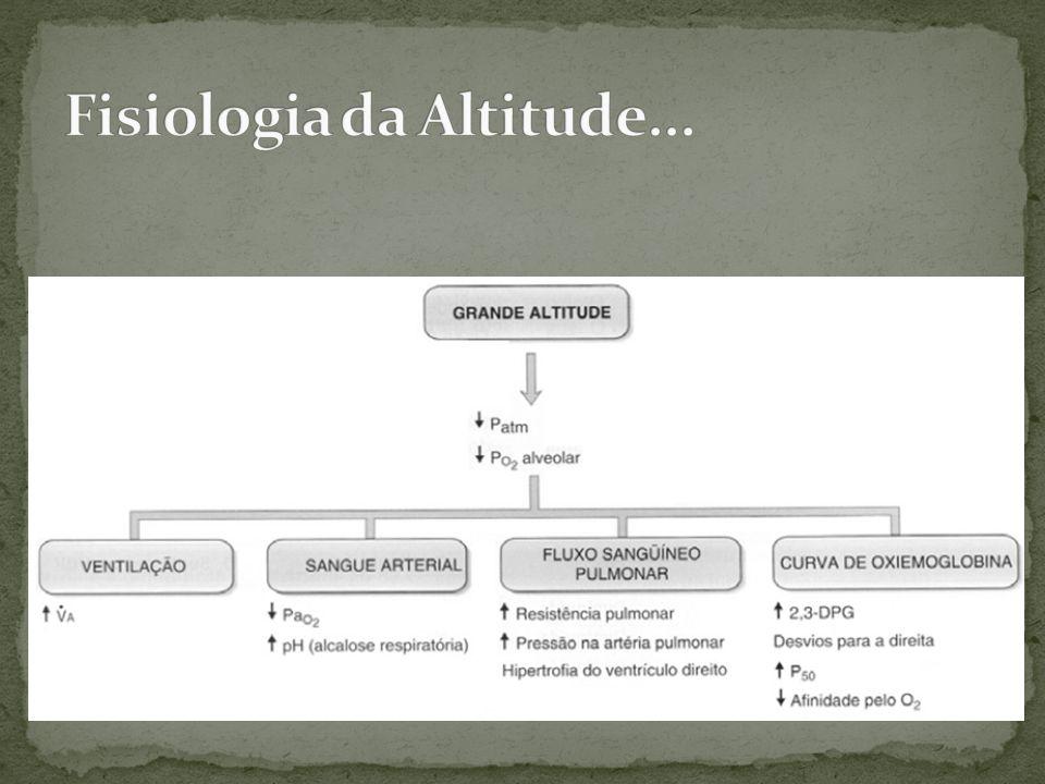 Fisiologia da Altitude...