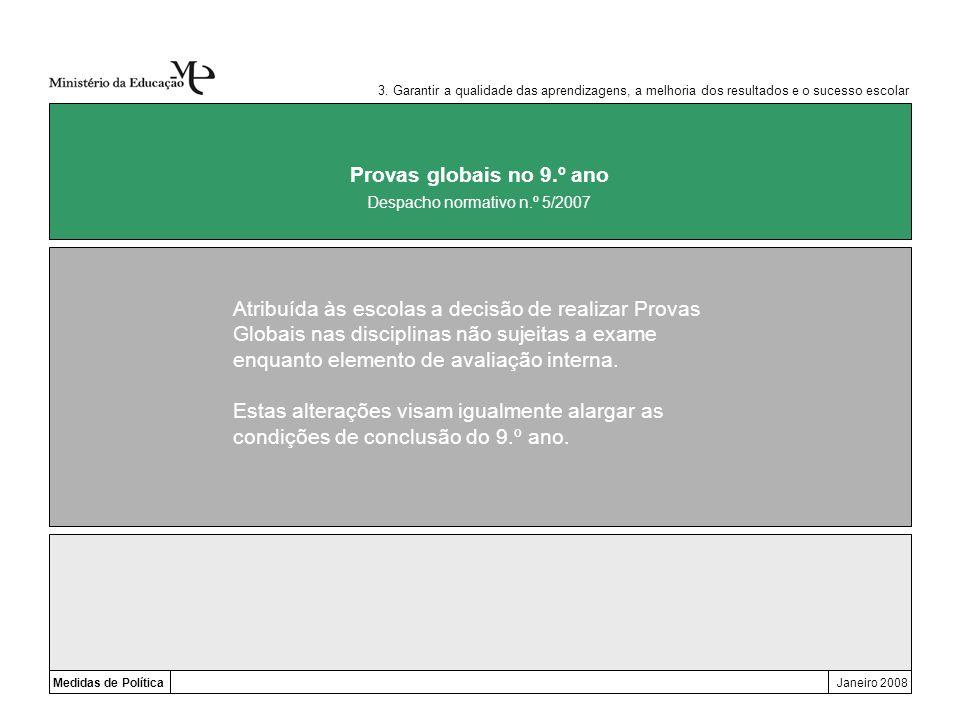 Despacho normativo n.º 5/2007