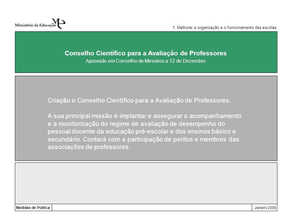 Conselho Científico para a Avaliação de Professores