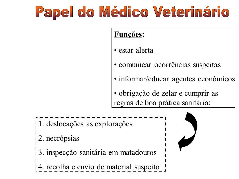 Papel do Médico Veterinário