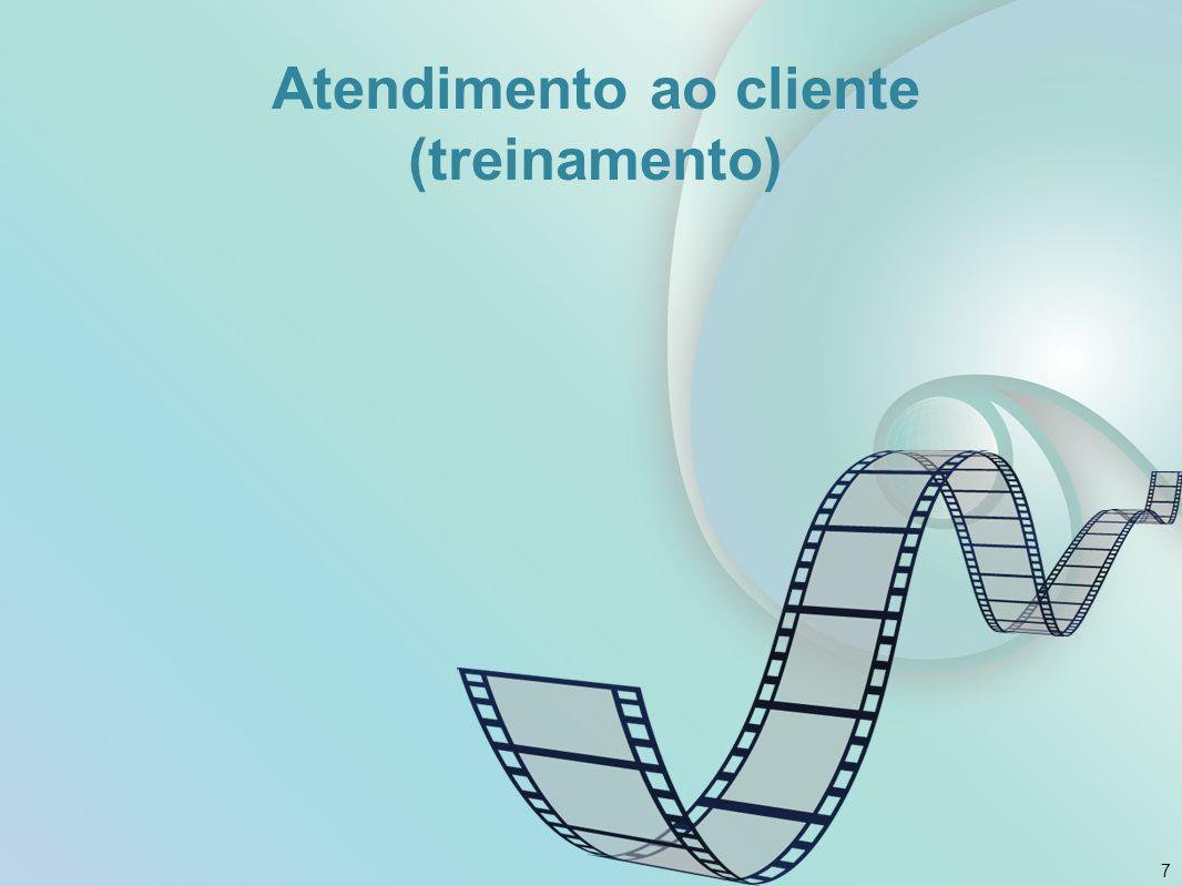 Atendimento ao cliente (treinamento)