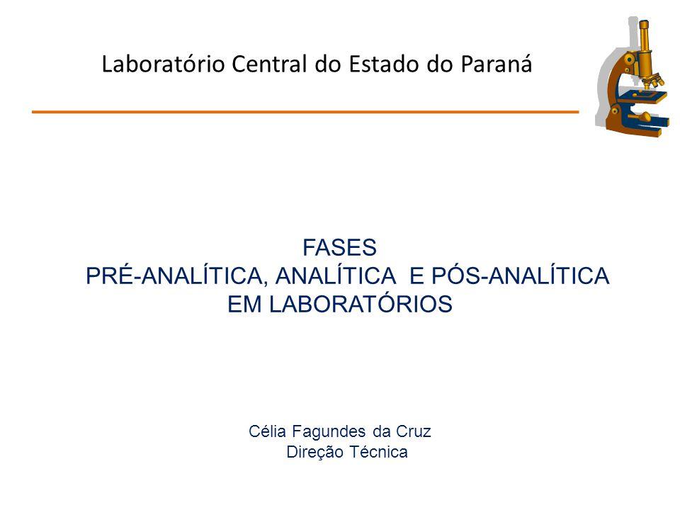 Laboratório Central do Estado do Paraná