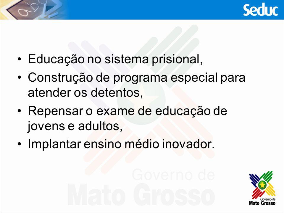 Educação no sistema prisional,