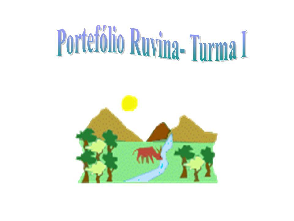Portefólio Ruvina- Turma I
