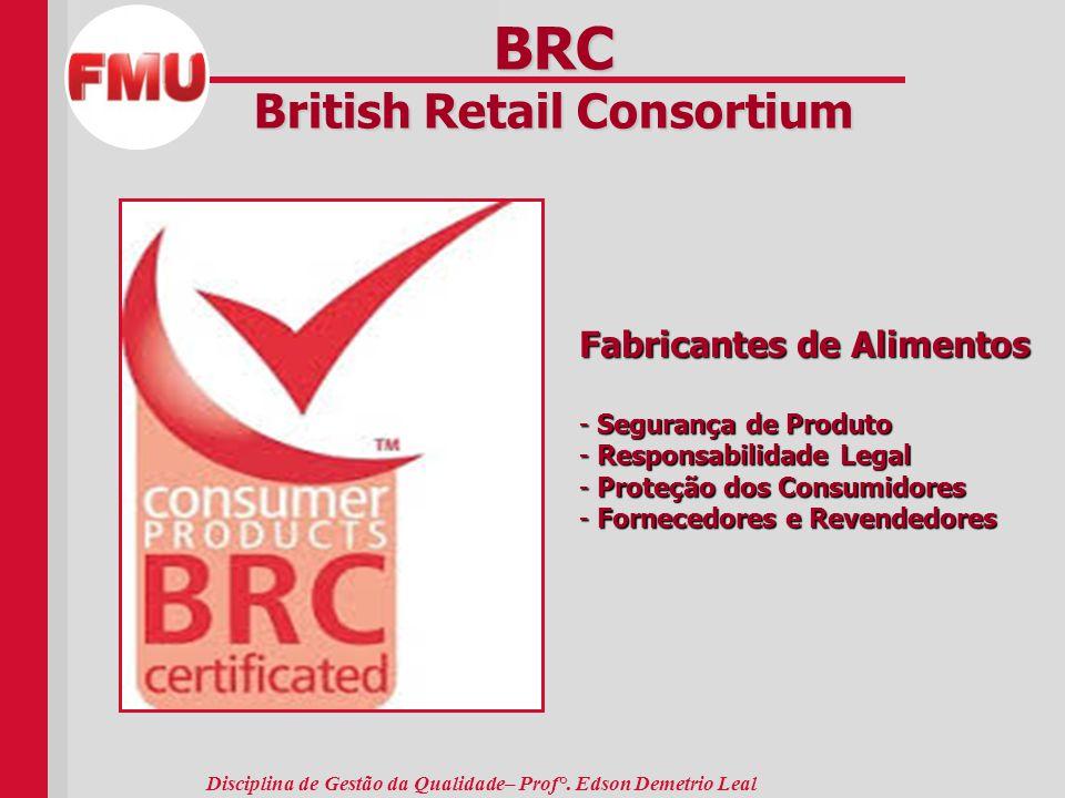 BRC British Retail Consortium