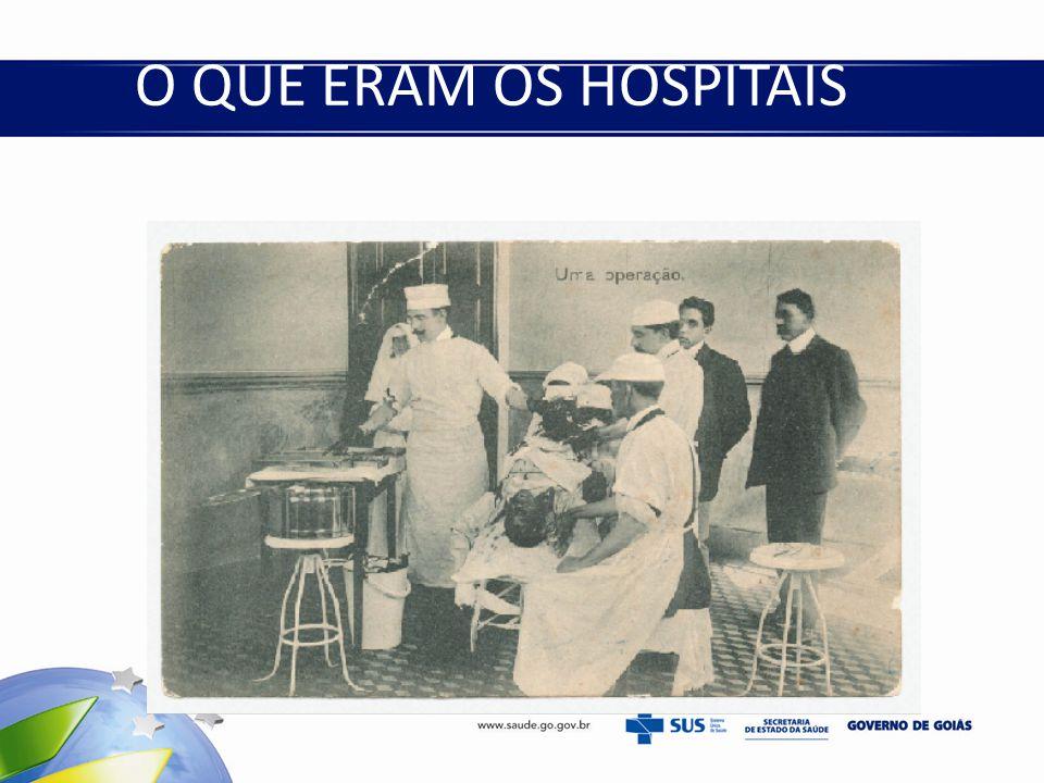 O QUE ERAM OS HOSPITAIS 2