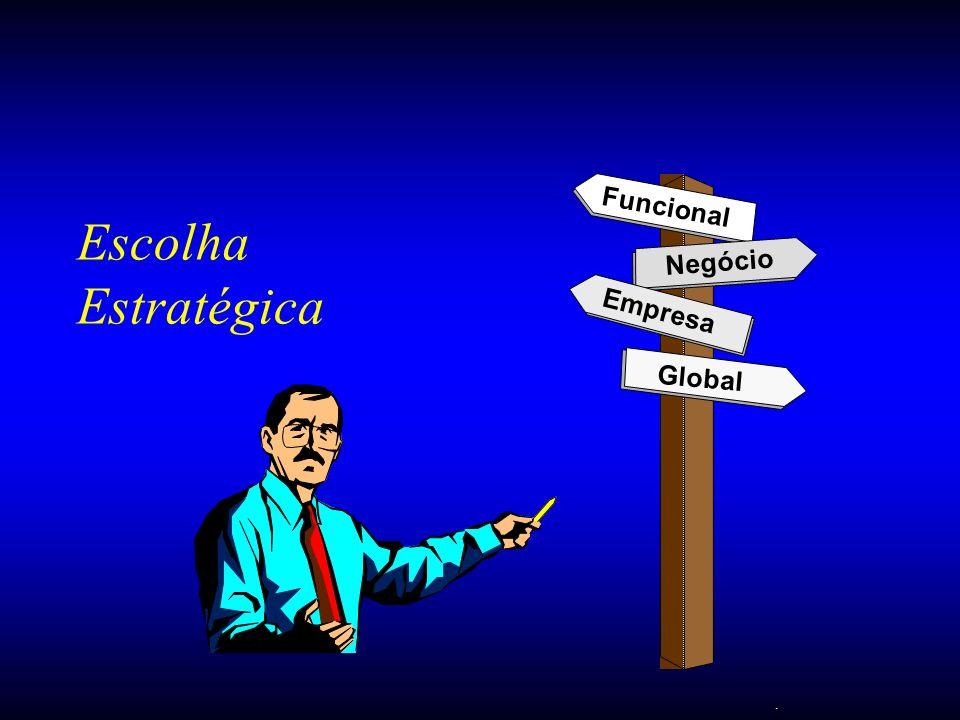 Funcional Negócio Empresa Global Escolha Estratégica .