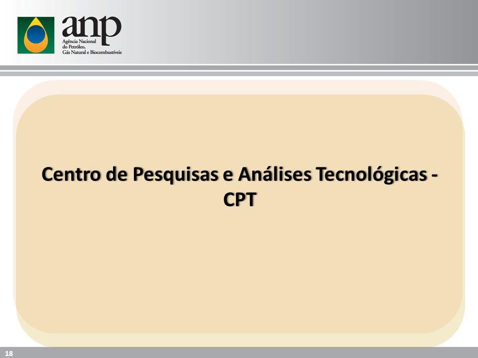 Centro de Pesquisas e Análises Tecnológicas - CPT