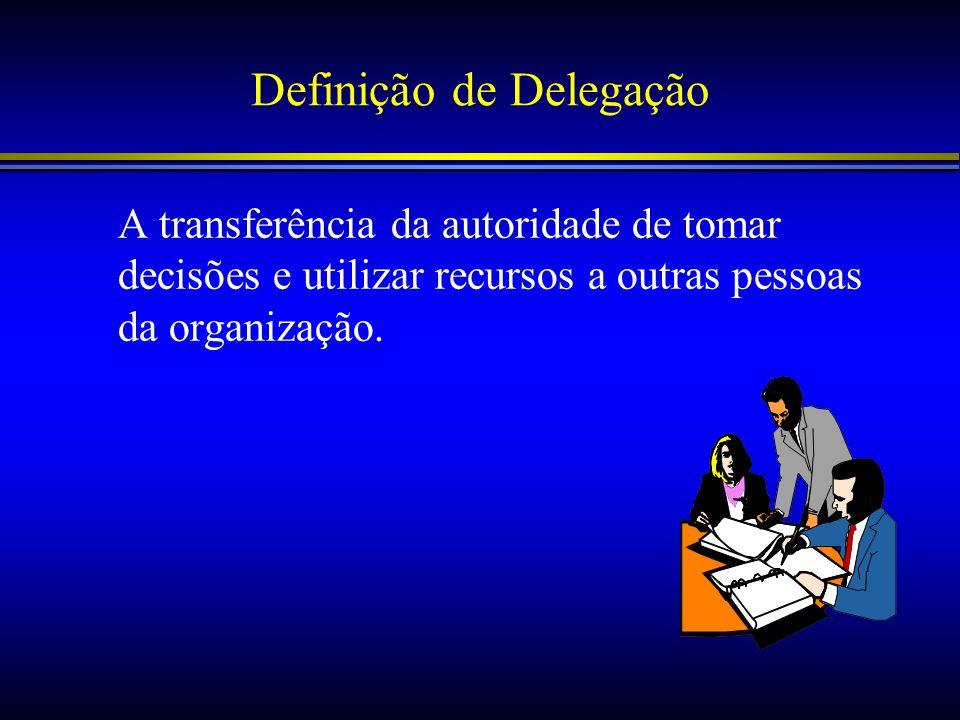 Definição de Delegação