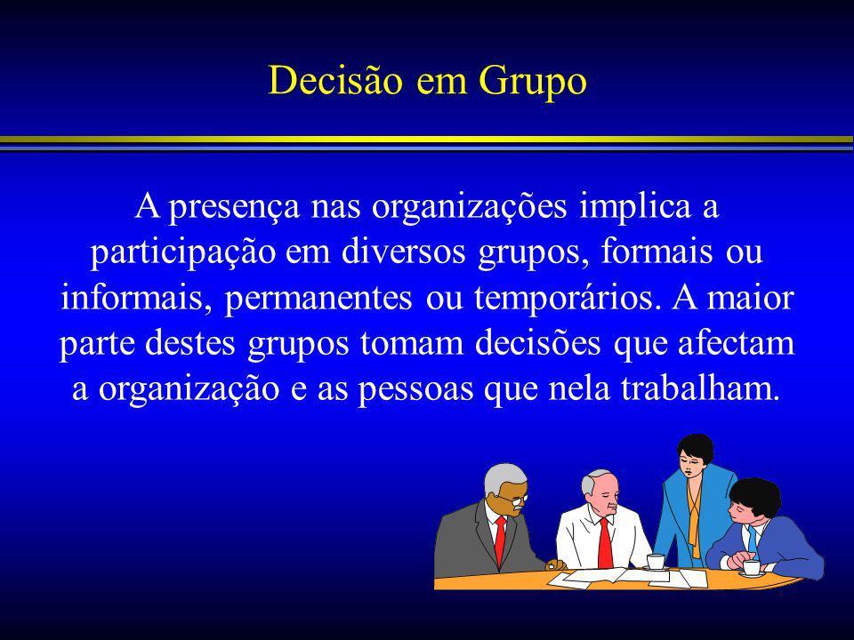 Decisão em Grupo