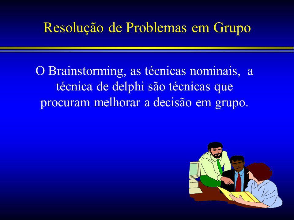 Resolução de Problemas em Grupo