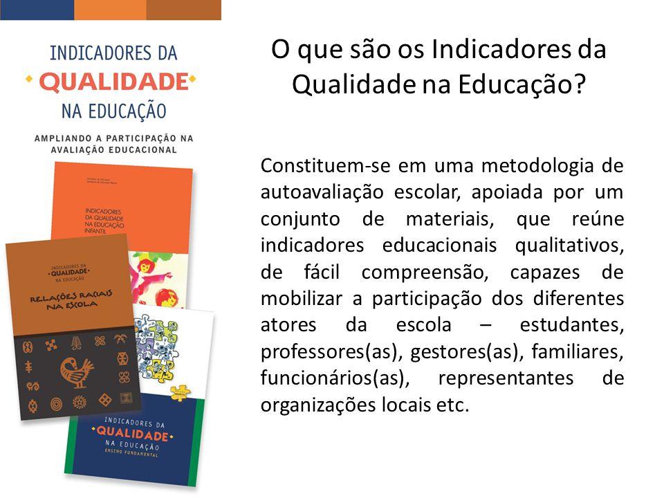 O que são os Indicadores da Qualidade na Educação
