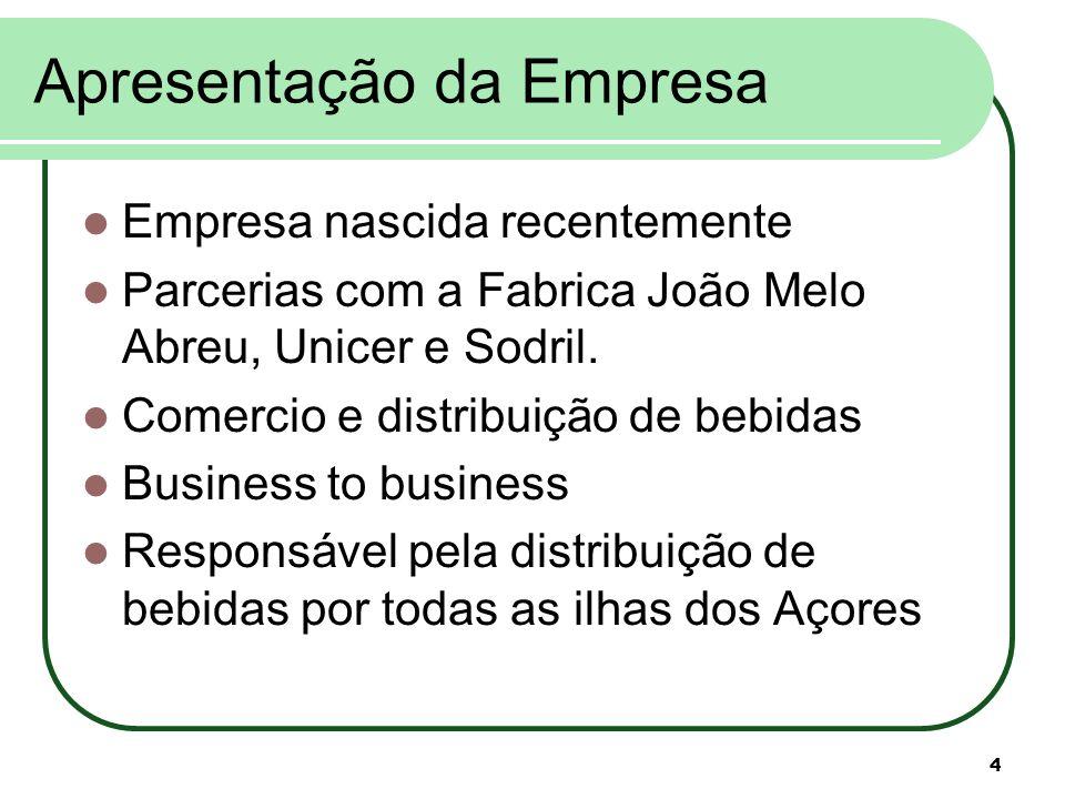 Apresentação da Empresa