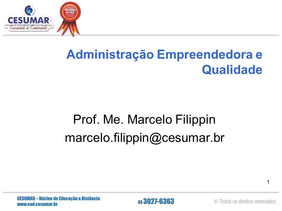 Prof. Me. Marcelo Filippin
