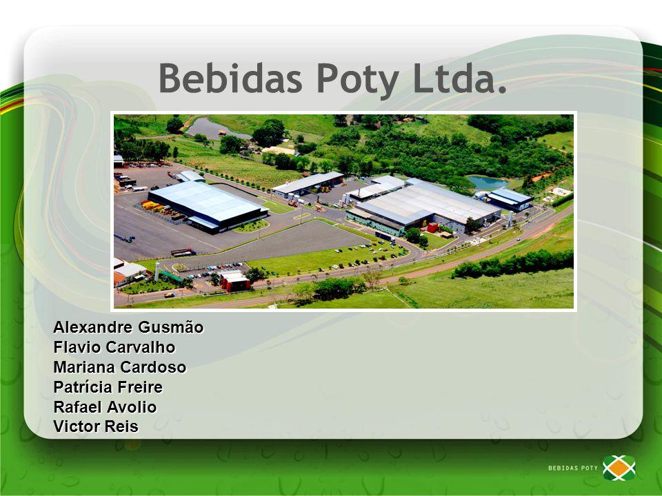 Bebidas Poty Ltda. Alexandre Gusmão Flavio Carvalho Mariana Cardoso