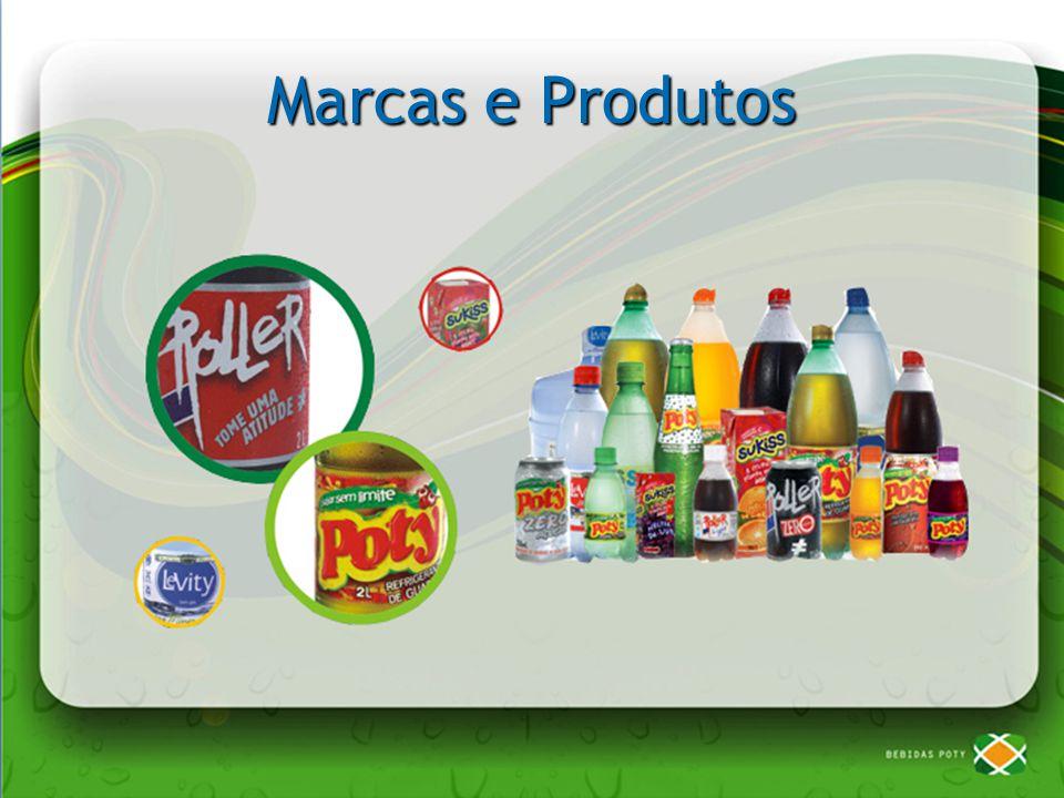 Marcas e Produtos