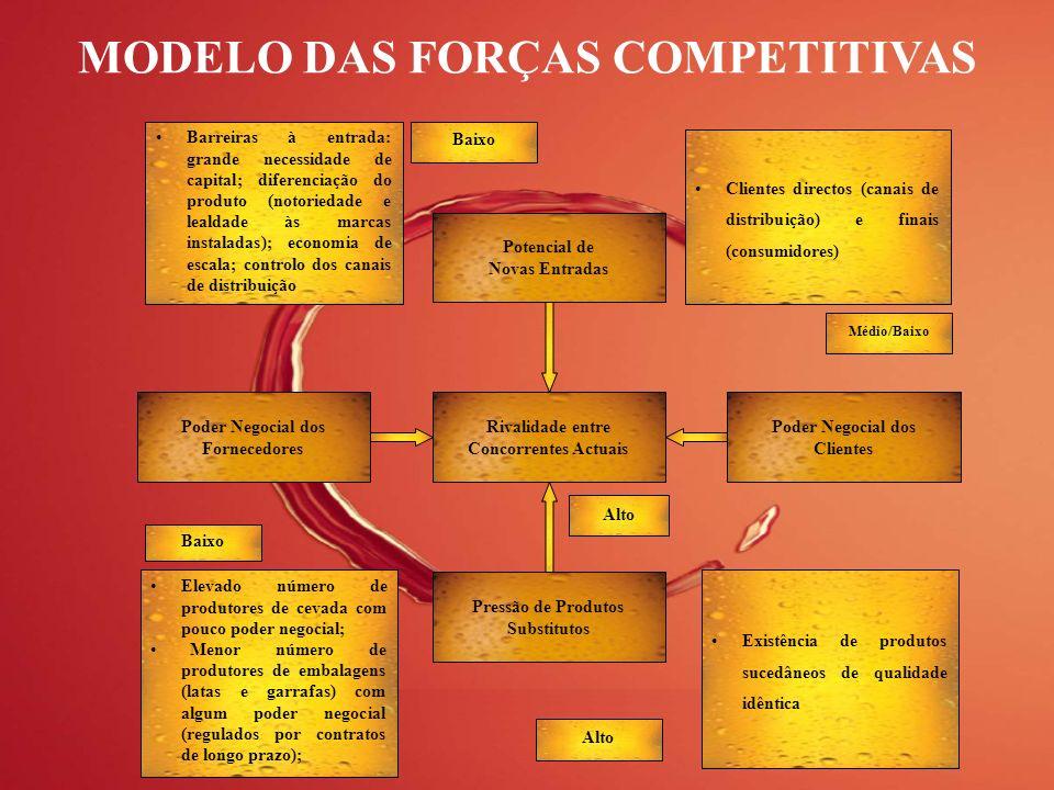 MODELO DAS FORÇAS COMPETITIVAS