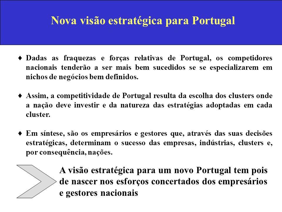 Nova visão estratégica para Portugal