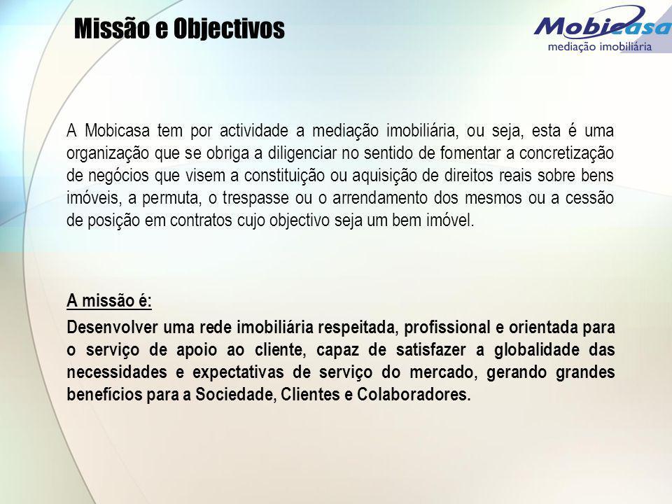 Missão e Objectivos