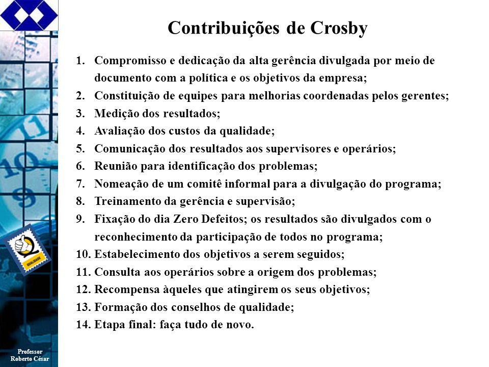 Contribuições de Crosby
