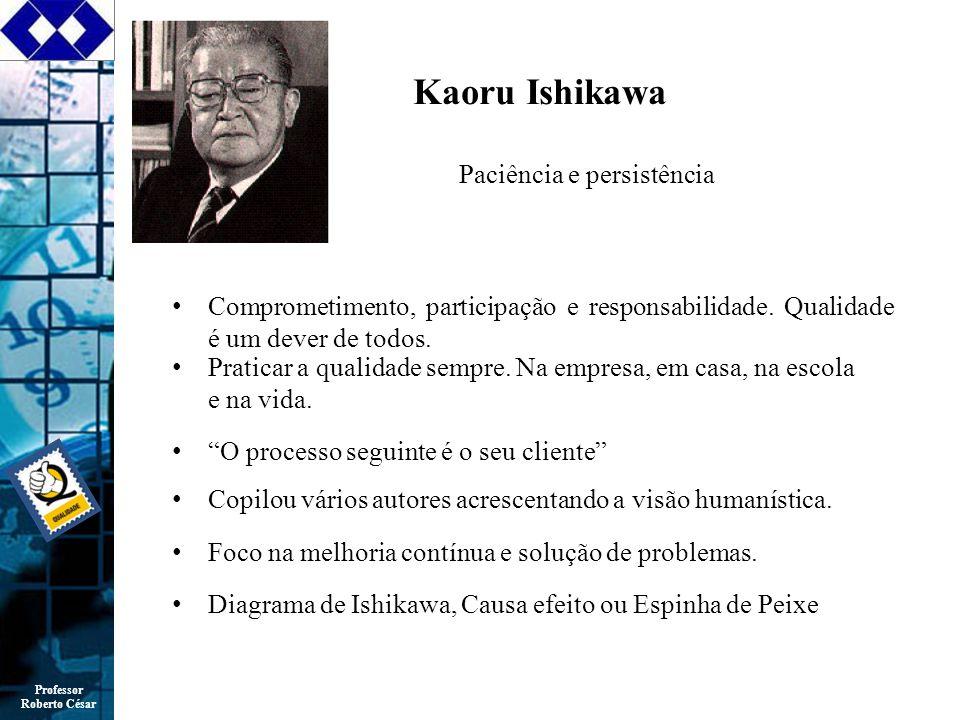 Kaoru Ishikawa Paciência e persistência