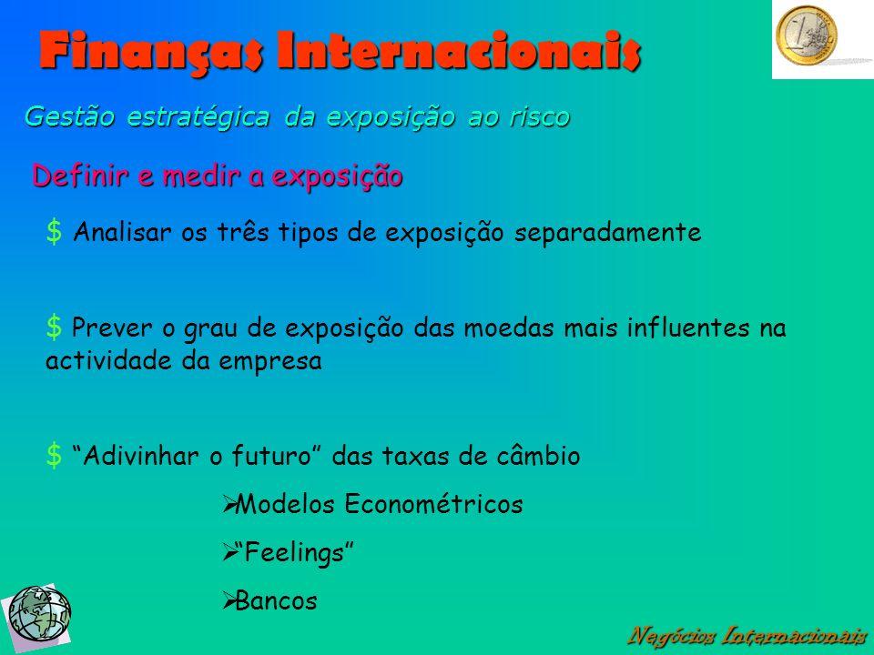 Finanças Internacionais