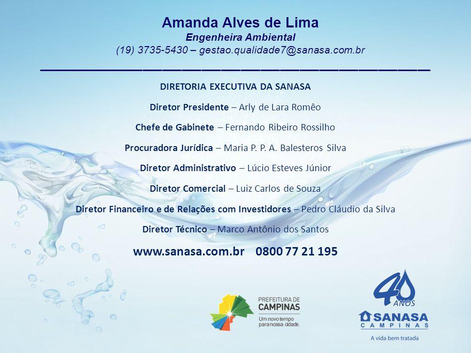 (19) 3735-5430 – gestao.qualidade7@sanasa.com.br