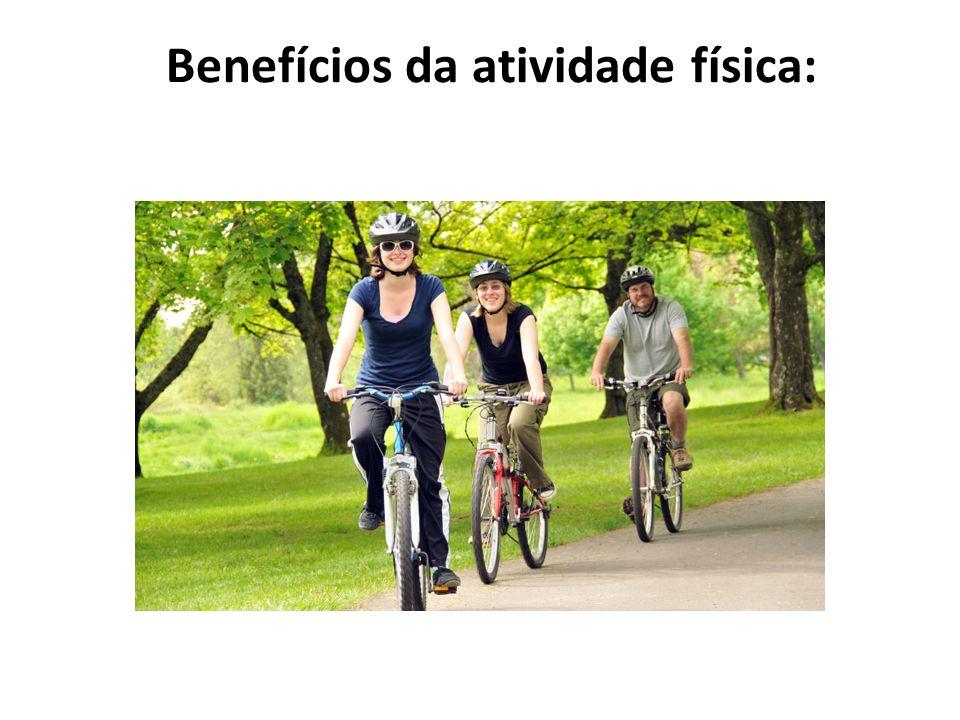 Benefícios da atividade física: