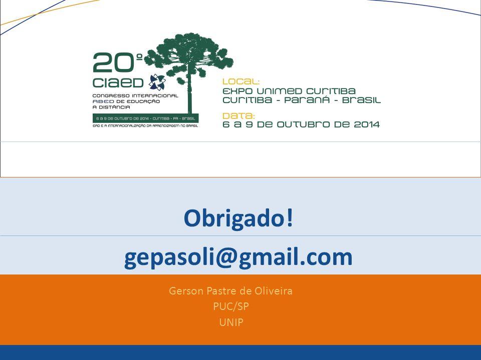 Obrigado! gepasoli@gmail.com