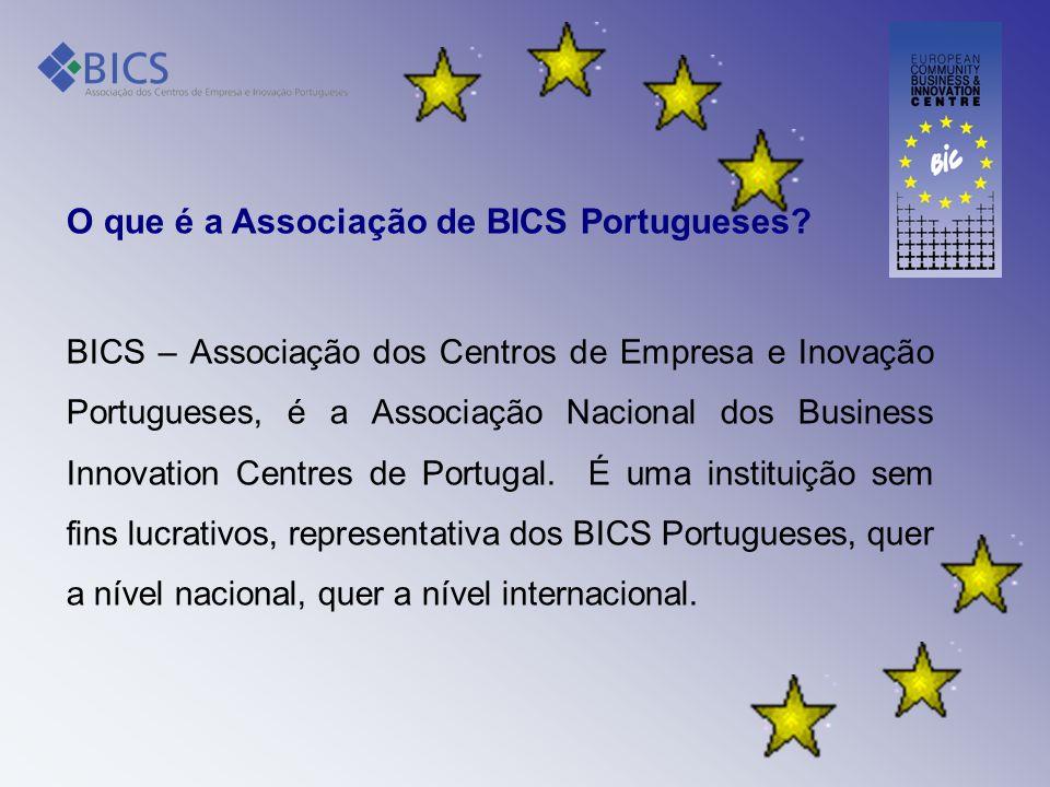 O que é a Associação de BICS Portugueses
