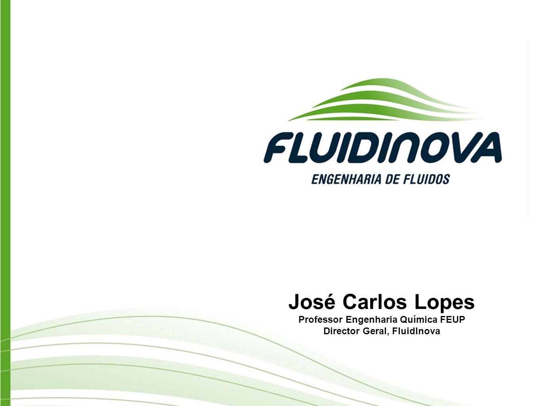 Professor Engenharia Química FEUP Director Geral, FluidInova