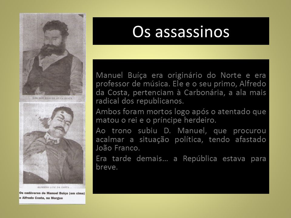 Os assassinos