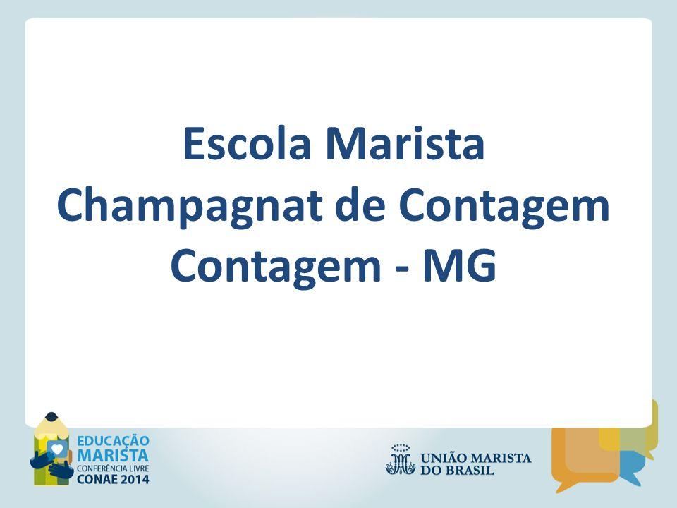 Escola Marista Champagnat de Contagem Contagem - MG