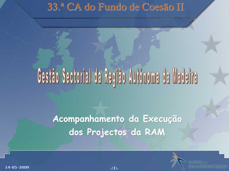 33.ª CA do Fundo de Coesão II