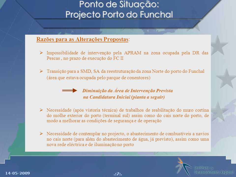 Projecto Porto do Funchal