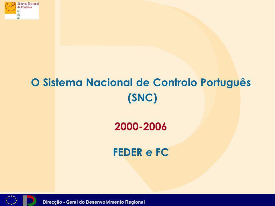 O Sistema Nacional de Controlo Português