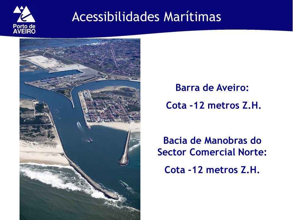 Bacia de Manobras do Sector Comercial Norte: