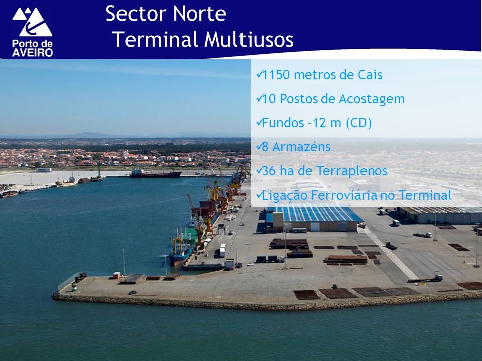 Sector Norte Terminal Multiusos