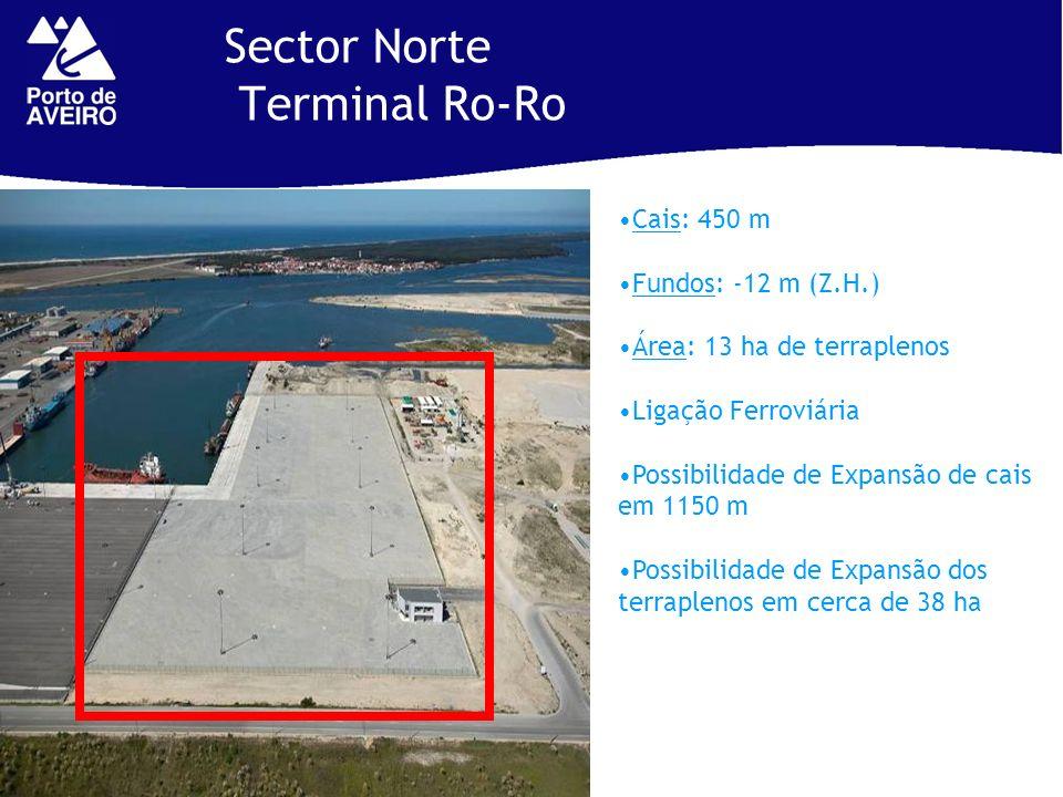 Sector Norte Terminal Ro-Ro