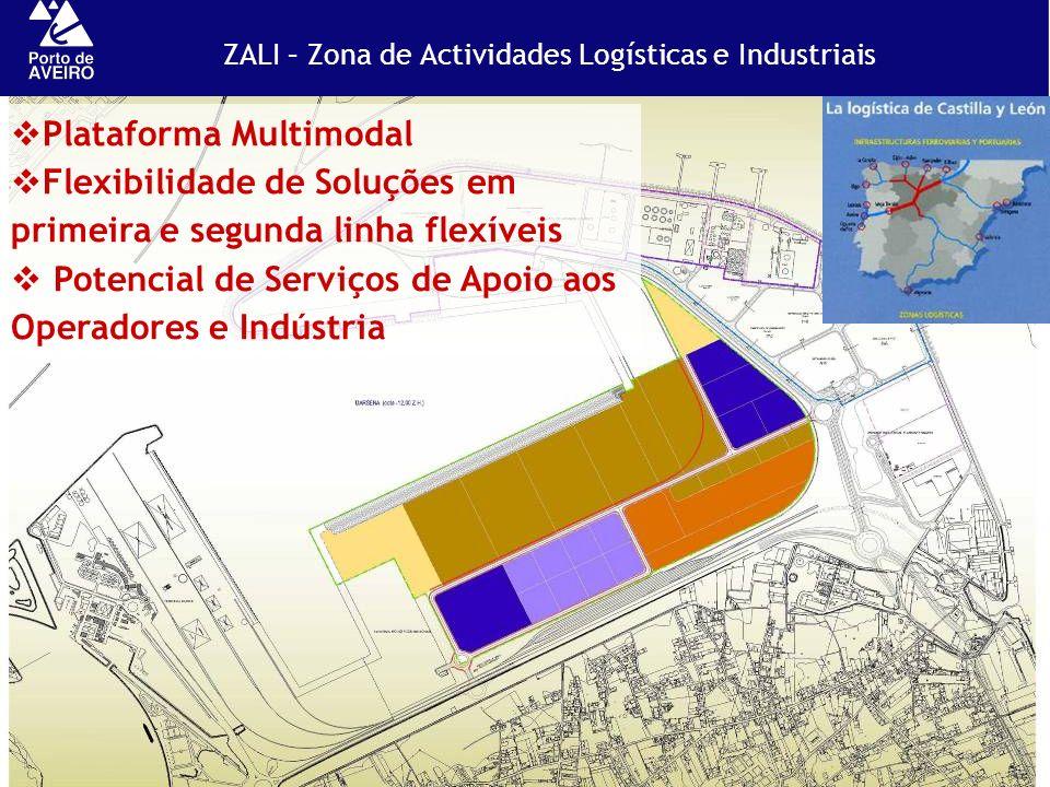 ZALI – Zona de Actividades Logísticas e Industriais