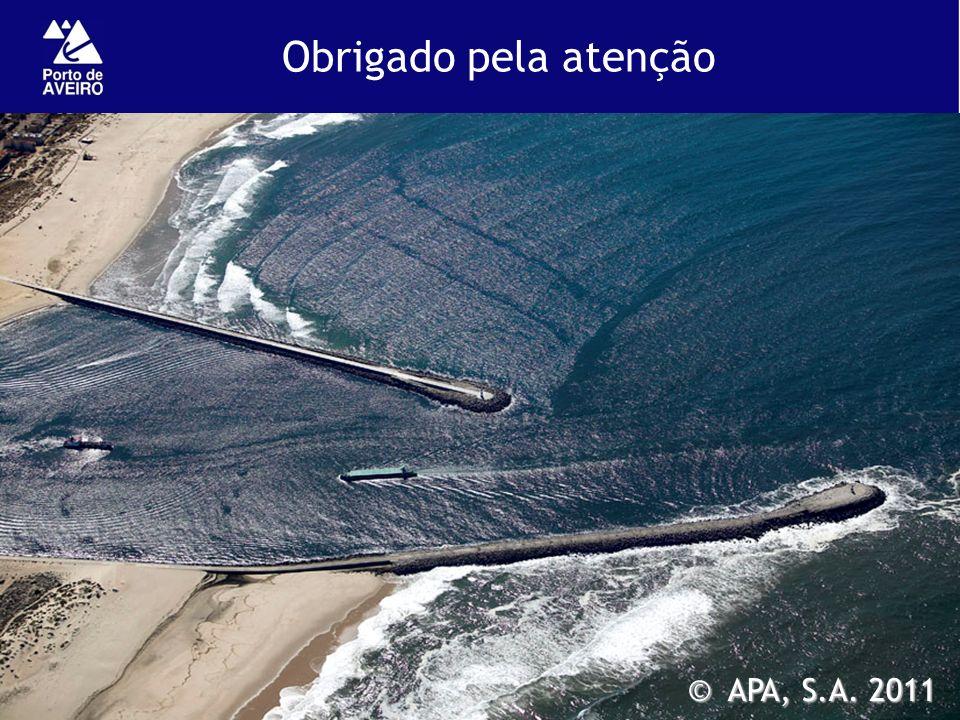 Obrigado pela atenção © APA, S.A. 2008 © APA, S.A. 2011