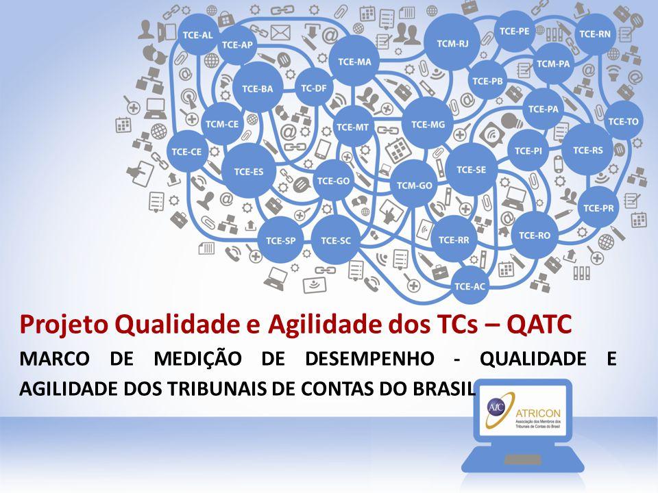 Projeto Qualidade e Agilidade dos TCs – QATC